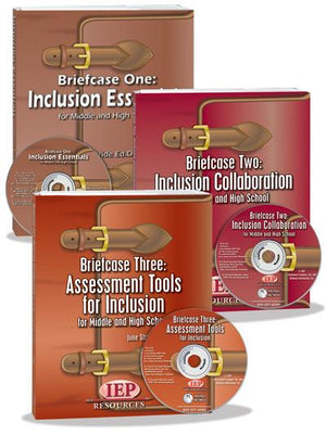 Briefcase Inclusion Series -- Inclusion program reproducibles - Bridges Canada
