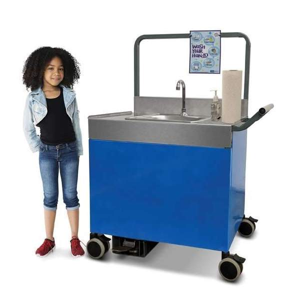Child-Sized Portable Sink- Base