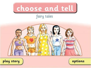 Choose & Tell Fairy Tales - Bridges Canada