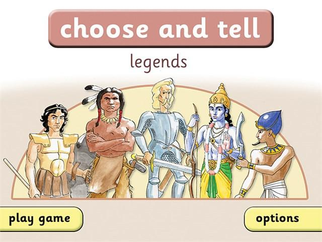 Choose & Tell Legends - Bridges Canada
