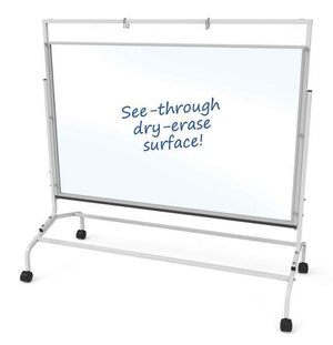 Clear Dry-Erase Single Room Divider - Bridges Canada