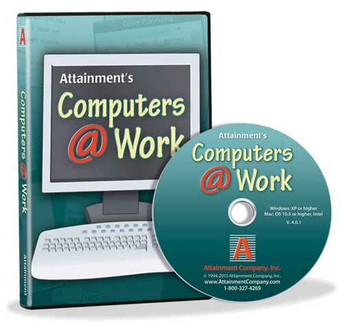 Computers at Work CD