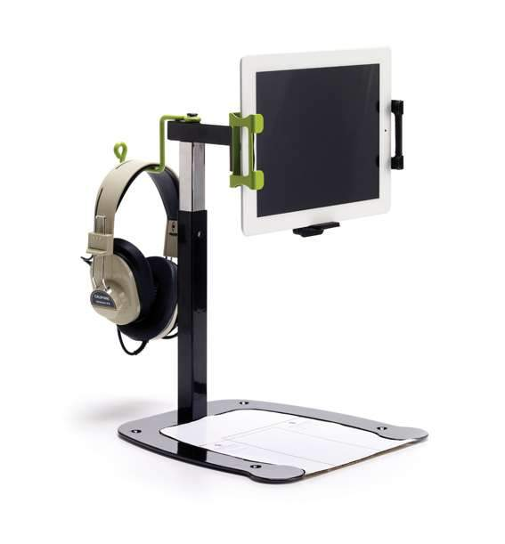 Dewey Document Camera Stand (with or without Microscope & Light)