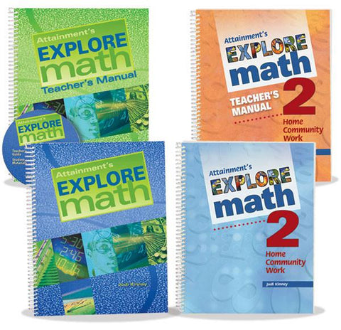 Explore Math, Real life Math Curriculum - Bridges Canada