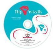 Flip N Talk CD And Overlay - Bridges Canada