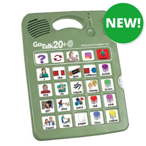 GoTalk 20+ Lite Touch - Bridges Canada