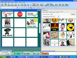 GoTalk Overlay Software - Bridges Canada