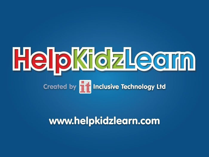 HelpKidzLearn Games and Activities