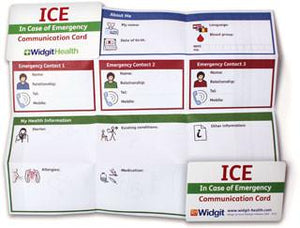 ICE Card 20 Pack - Bridges Canada