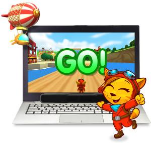 Inclusive Eye Gaze Eye Can Fly Software