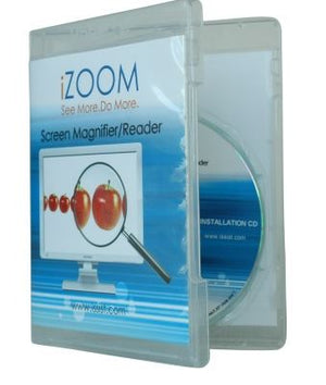 iZoom Standard 6.0 Magnifier/Reader - Bridges Canada