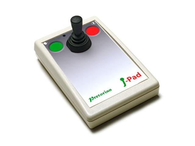 J-Pad Joystick for iPads - Bridges Canada