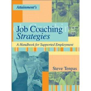 Job Coaching Strategies Book - Bridges Canada