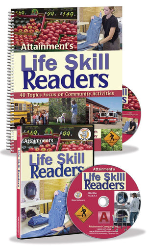 Life Skills Reader Classroom Kit - Bridges Canada