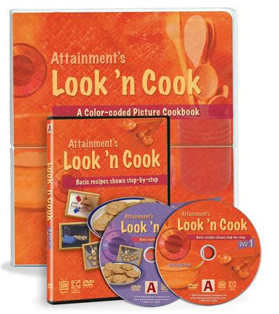 Look 'n Cook Introductory Kit
