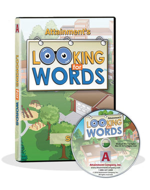 Looking For Words Software - Bridges Canada
