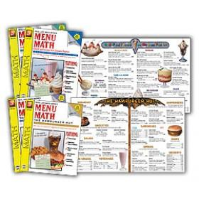 Menu Math Classroom Pack - Level 2