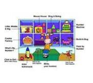 Millies's Math House Guide with Software
