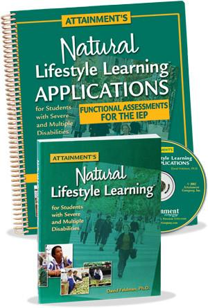 Natural Lifestyle Learning Set:  For students with severe disabilities - Bridges Canada