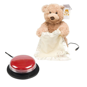 Peek-a-Boo Bear Classic Toy & Switch Bundle - Bridges Canada