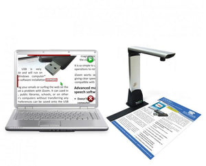 ReadDesk OCR Camera - Bridges Canada