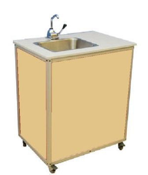 Single Basin Hand Pump Sink (cold Water only) - Bridges Canada