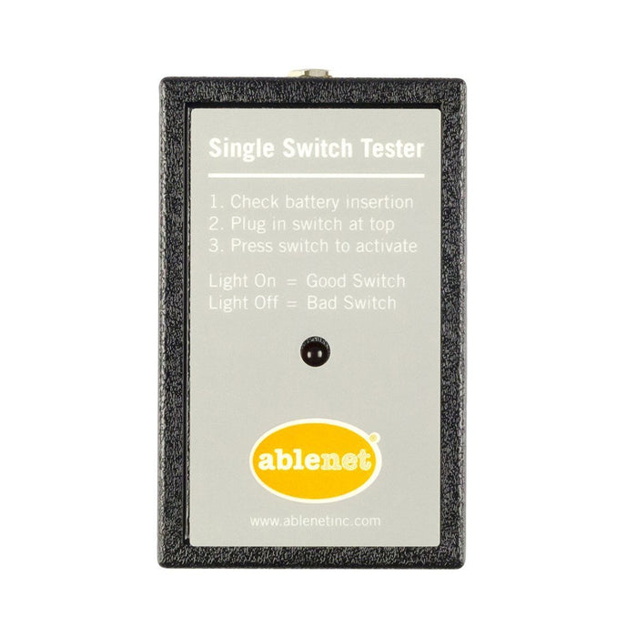 Single Switch Tester