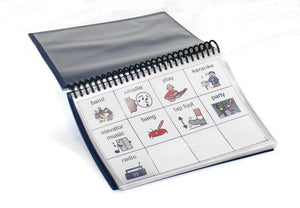 Spiral-Bound Midsize Communication Book - Bridges Canada