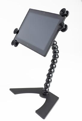 "tabX Tablet Holder with 14"" Arm and Desktop Base - Bridges Canada"