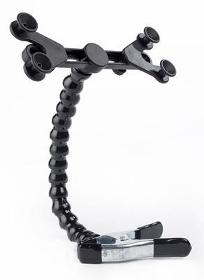 tabX Tablet Holder with Arm and Spring Clamp - Bridges Canada