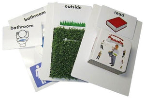 Tangible Object Cards Bundle w/ Colour SymbolStix - Bridges Canada
