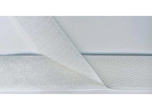 "White Velcro Strip 5/8"" - Bridges Canada"