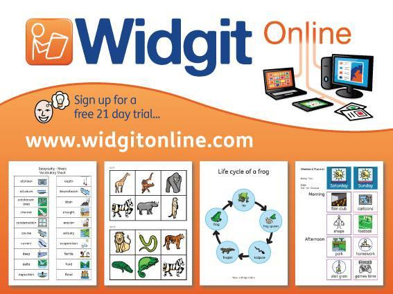 Widgit Online Monthly Subscription