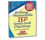 Writing Measurable Iep Goals - Bridges Canada