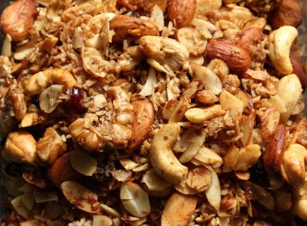 Pineapple Probiotic Granola