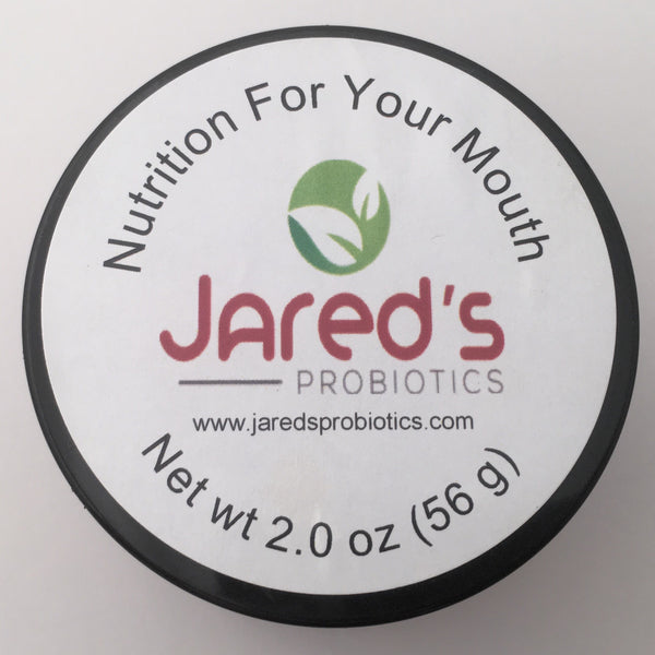 ProBacterial Tooth Bath-Jared's Probiotics
