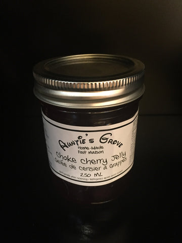 Auntie's Grove Choke Cherry Jelly