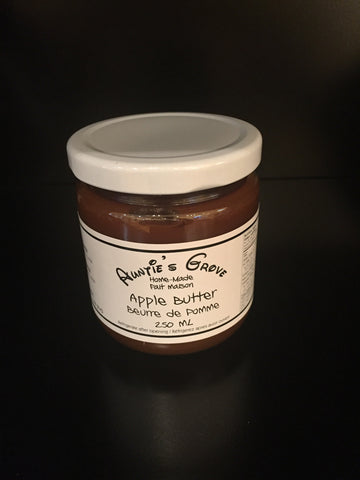 Auntie's Grove Apple Butter
