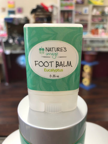 Nature's Image Foot Balm