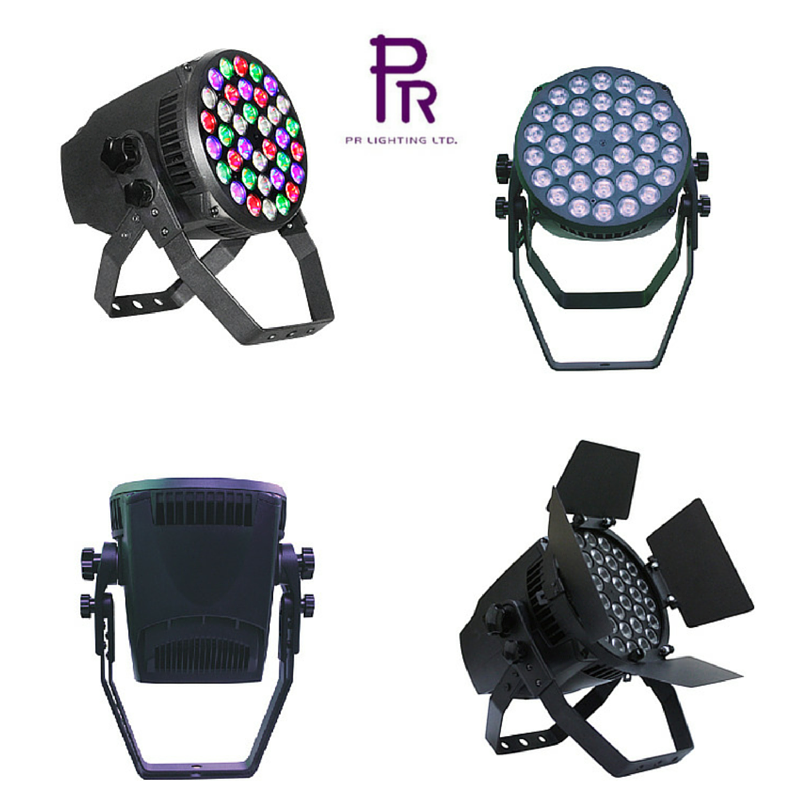 New Release: PR Lighting XPAR336 LED Par Light