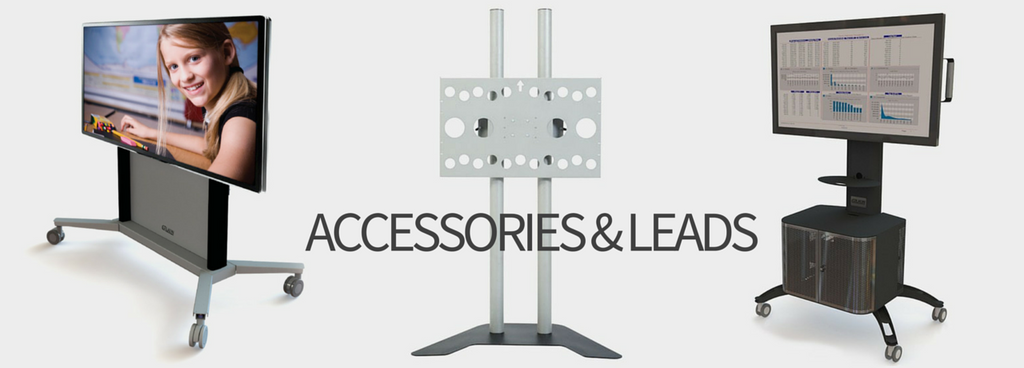 Audio Visual Accessories & Leads