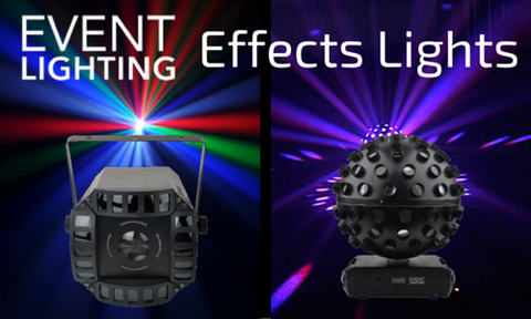 Event Lighting Effects Lights