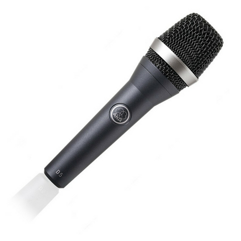 AKG D5 Professional Dynamic Vocal Microphone - Macsound Electronics & Theatrical Supplies