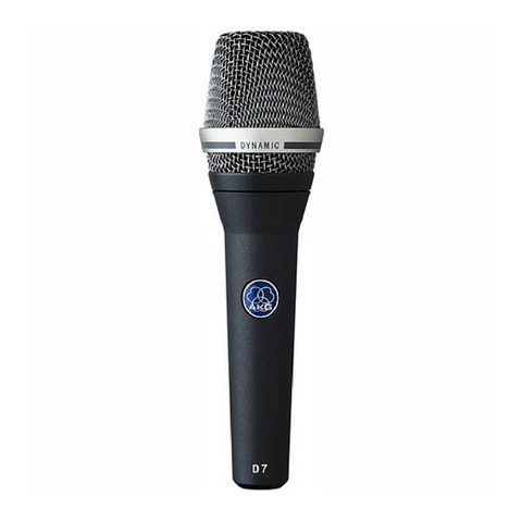 AKG D7 Reference Dynamic Vocal Microphone - Macsound Electronics & Theatrical Supplies