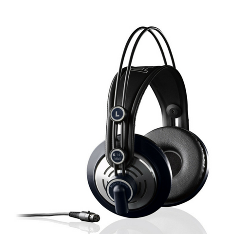 AKG K141 MKII Professional Studio Headphones - Macsound Electronics & Theatrical Supplies
