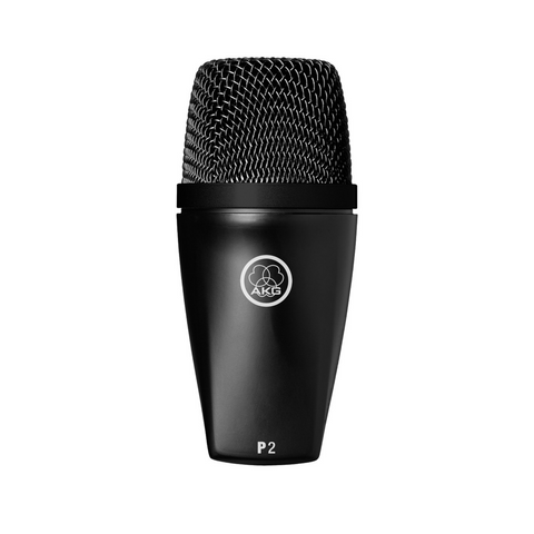 AKG P2 High Performance Dynamic Bass Microphone - Macsound Electronics & Theatrical Supplies