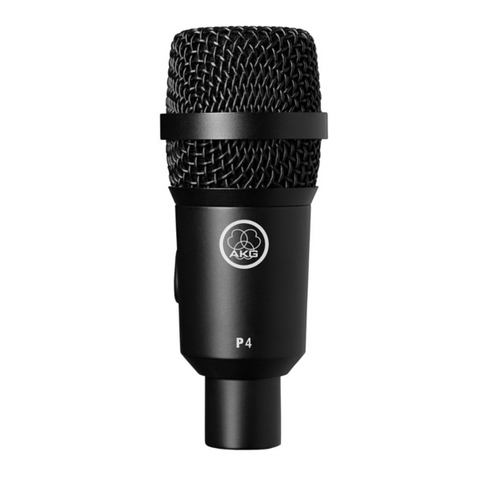 AKG P4 High Performance Dynamic Instrument Microphone - Macsound Electronics & Theatrical Supplies