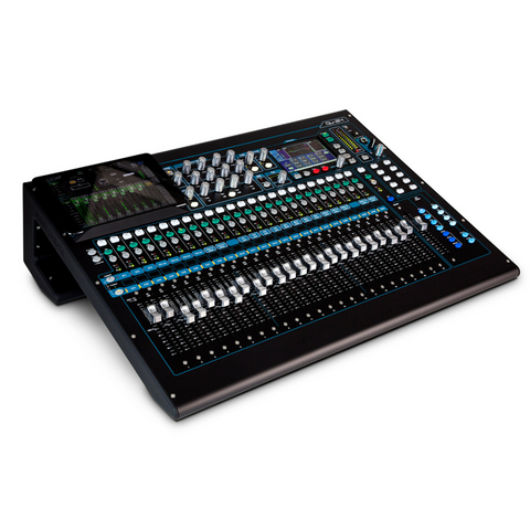 Allen & Heath Qu-24 Digital Mixer - Macsound Electronics & Theatrical Supplies