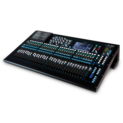 Allen & Heath Qu-32 Digital Mixer - Macsound Electronics & Theatrical Supplies