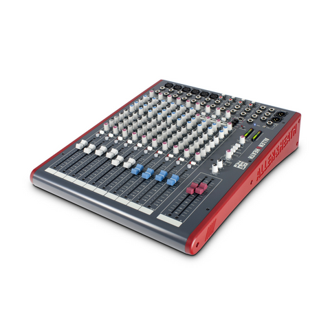 Allen & Heath ZED-14 Mixer - Macsound Electronics & Theatrical Supplies